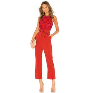 NWT * Sold Out Lovers + Friends Gardanome Jumpsuit